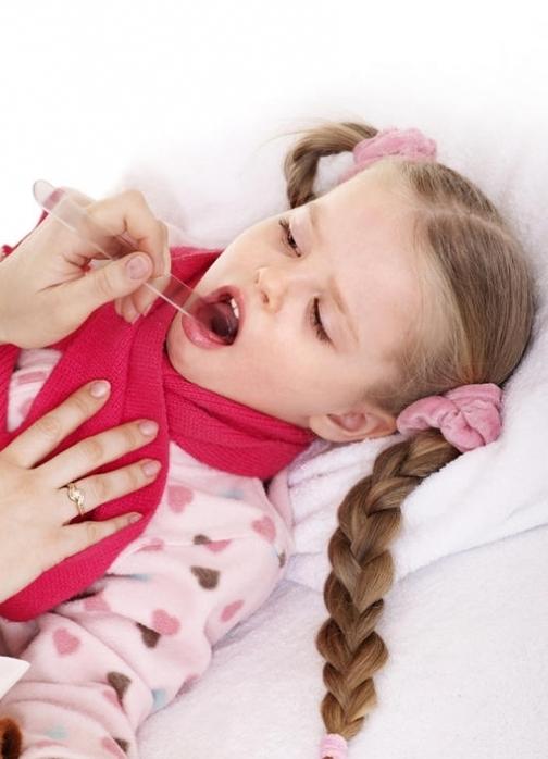 Красное горло у ребенка как лечить 4 года ребенку