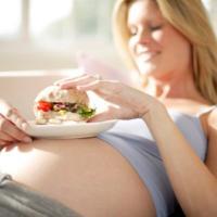 норма веса во время беременности