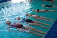 водные упражнения для беременных