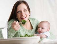 меню кормящей мамы для похудения