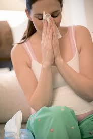 как грипп влияет на беременность