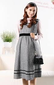 платья ампир для беременных