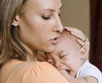 кашель и насморк у грудного ребенка