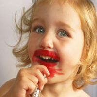 фото детской косметики для девочек